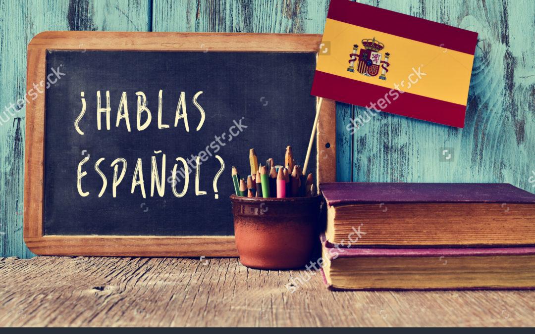Spanish classes start in September