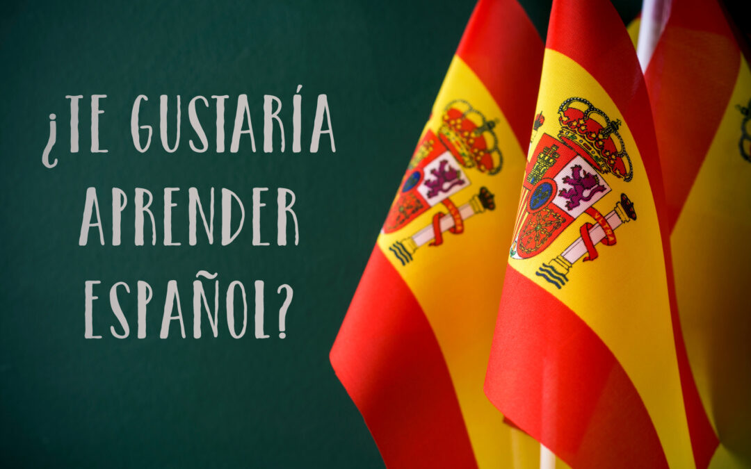 Spaanse les start in September!